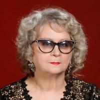 Поэтесса Людмила Фомина-Яблуновская