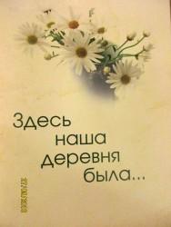 Александра Лазарева - Здесь наша деревня была... - 2010г